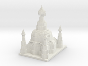 PALACE in White Natural Versatile Plastic