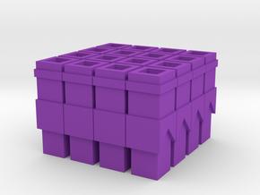 skorsten 2 in Purple Strong & Flexible Polished