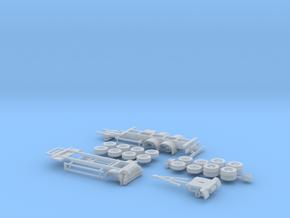 Wechselbrücken Lkw L02b in Smooth Fine Detail Plastic