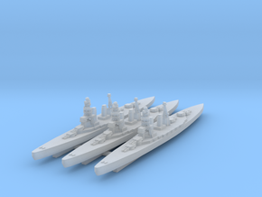 Amagi (BC) 1:4800 x3 in Smooth Fine Detail Plastic