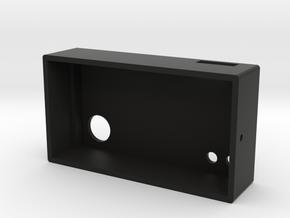 WSB-T-01 in Black Natural Versatile Plastic