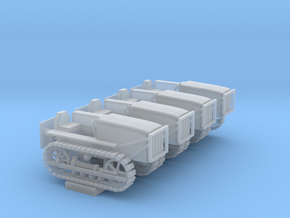 Caterpillar D4 Set - Nscale in Smooth Fine Detail Plastic