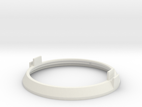 Lens Ring 110212 in White Strong & Flexible