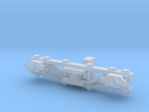 SR&RL HOn30 truck sideframe in Smooth Fine Detail Plastic