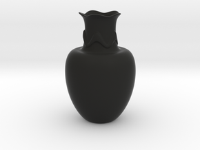Decorative Vase  in Black Strong & Flexible