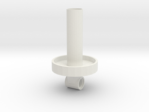 suspension Part 1 (repaired) in White Natural Versatile Plastic