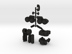 Searchlight: Generations Conversion Kit in Black Acrylic