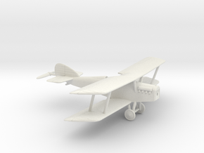 1/144 Martinsyde F.4 Buzzard in White Natural Versatile Plastic