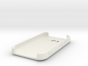 Lumia 822 Case Windows 8 Screen  in White Natural Versatile Plastic