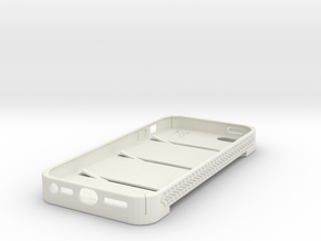 Jeremy iPhone 5 Case in White Strong & Flexible