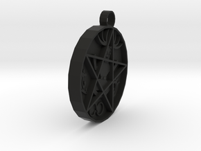 hex pendant agn in Black Strong & Flexible
