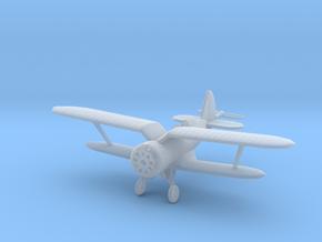 1/144 Polikarpov I-153 in Smooth Fine Detail Plastic