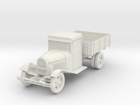 PV21 Model AA Truck (28mm) in White Strong & Flexible