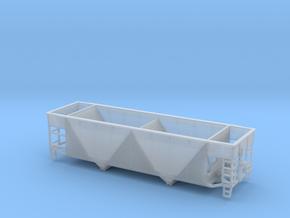 H6/U11 TT Scale 1:120 in Smooth Fine Detail Plastic