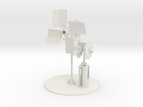 machine big in White Natural Versatile Plastic