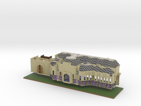 Alhambra 0.66 mm in Full Color Sandstone
