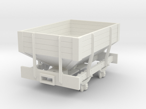 5.5n3 8ft hopper in White Strong & Flexible