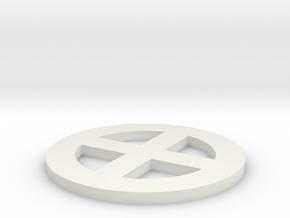 qc225 thin in White Natural Versatile Plastic