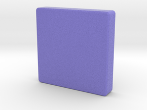 absorber for gamma-ray TES model in Full Color Sandstone