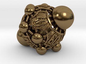 Nucleus D00 in Polished Bronze