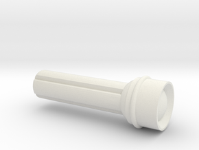 4mm grip Flashlight for ModiBot in White Strong & Flexible