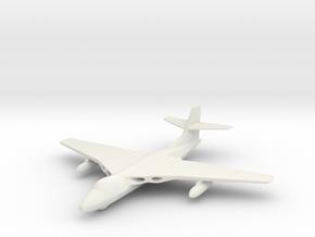 1/285 (6mm) Scale Valiant Bomber    in White Natural Versatile Plastic