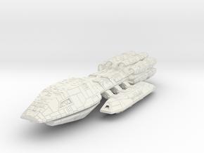 Pegasus Refit in White Natural Versatile Plastic