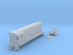 N-Scale FM H-10-44 in Smooth Fine Detail Plastic