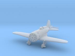 1/144 Polikarpov I-16, Wheels down in Smooth Fine Detail Plastic