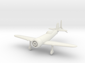 1/144 IAR 80, Wheels down in White Natural Versatile Plastic
