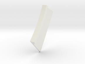 throttle guide 3 pd in White Natural Versatile Plastic