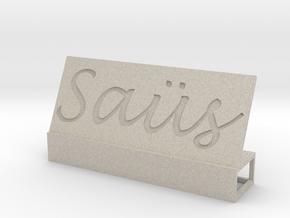 Saüs V.2 in Natural Sandstone