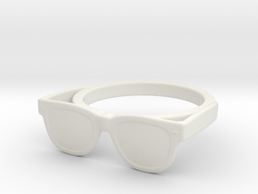 Endless Summer Ring in White Natural Versatile Plastic: 7 / 54