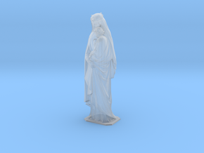 1:48 Madonna And Child 10' Statue in Frosted Ultra Detail
