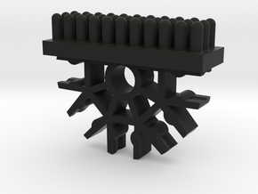 K'Nex to Krinkles uck 03f04m in Black Strong & Flexible