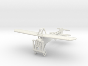 1/144 Bleriot XI Parasol in White Strong & Flexible