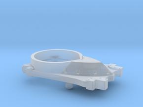 OMS100 Kopfplatte M 1:32 in Smooth Fine Detail Plastic