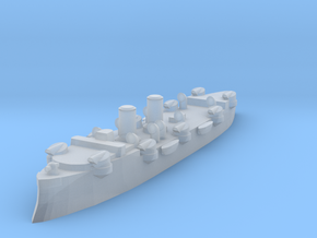 USS Baltimore (C-3) 1:3000 x2 in Smooth Fine Detail Plastic