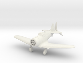1/144 CAC Boomerang, Wheels down in White Natural Versatile Plastic