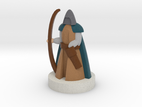 archer_pocket-tactics.x3d in Full Color Sandstone