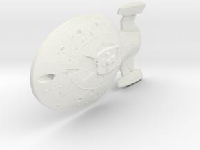 IntrepidMB in White Natural Versatile Plastic