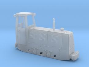 Feldbahnlok UNIO LDI 45 1:35 in Smooth Fine Detail Plastic
