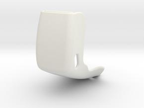 1 18 seat in White Natural Versatile Plastic