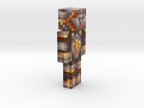 6cm | KnightRun in Full Color Sandstone