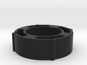 JG-AU3G-OuterBarrel-RIS-Spacer in Black Strong & Flexible