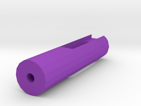 SHIFT SHAFT1 in Purple Strong & Flexible Polished