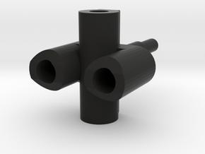 Soldered Seat Tilt Adjust Lever W126 (1983 etc) in Black Natural Versatile Plastic