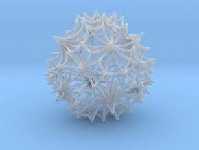 Regular triangulation of H³ in Smooth Fine Detail Plastic