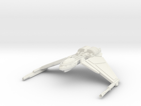 War Raider Class in White Natural Versatile Plastic