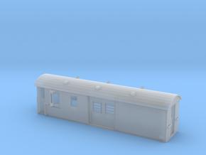 30ft Guards Van, New Zealand, (NZ120 / TT, 1:120) in Frosted Ultra Detail